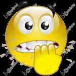 Nervy Emoticon